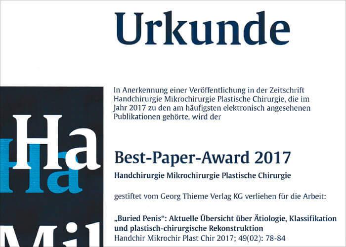 hamipla best paper award 2018
