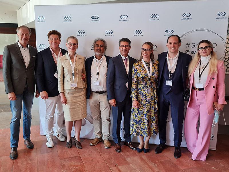 Vorstand der GAERID und Mitglieder der ISRAIT auf der 9. Jahrestagung der GAERID in Köln