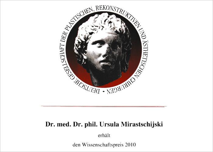 wissenschaftspreis dgpraec 2010
